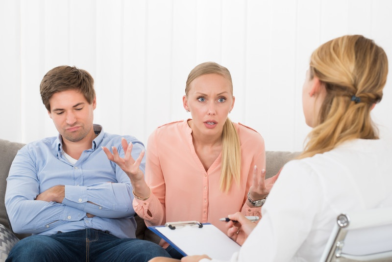 Frustrated ObGyn and Urology Patients