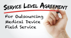 Medical Device Service Level Agreement - Outsourcing Field-Service