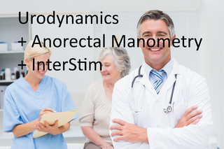 Urodynamics, Anorectal Manometry, and Interstim - See how they fit together