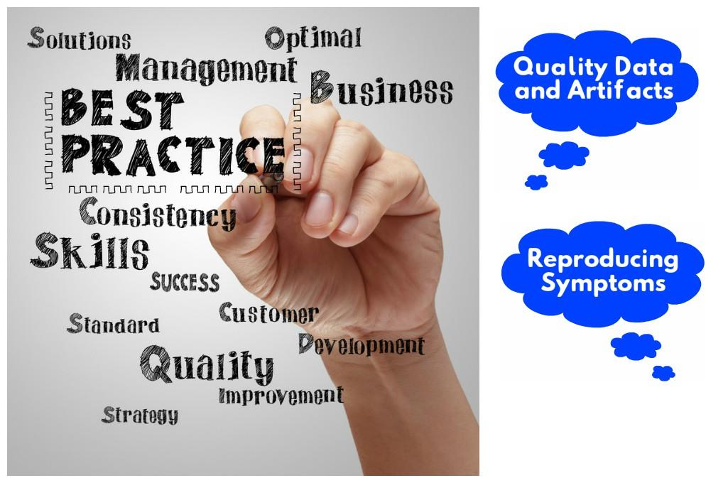 Urodynamics best practices collage
